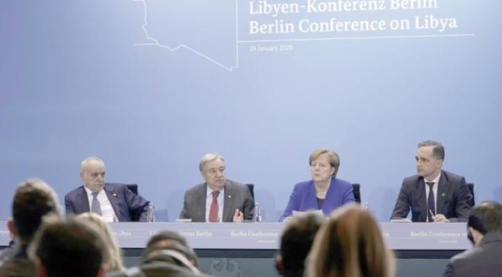 Accord international pour relancer les efforts de paix en Libye