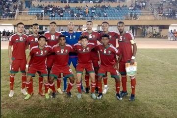 Coupe arabe U 20 : Le Maroc dans le groupe B