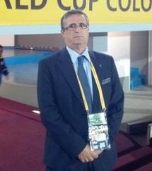 """Yahia Hadqa, instructeur de la FIFA : """"La CAF ne veut plus d'arbitres qui vont au Mondial pour faire un ou deux matches"""""""