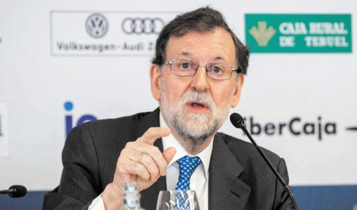 Rajoy, d'ex-chef du gouvernement à président de la fédération espagnole de football ?
