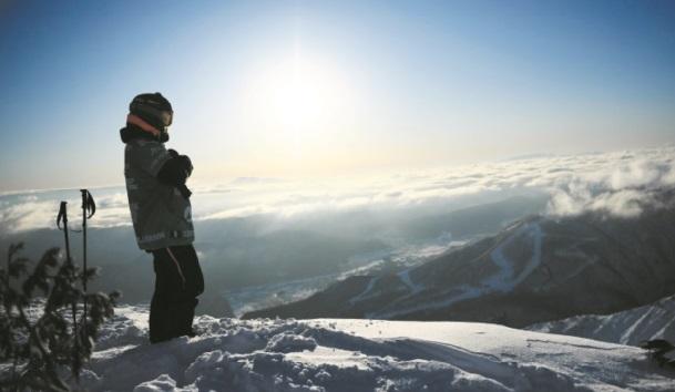 Snowboard freeride, les damnés de la piste