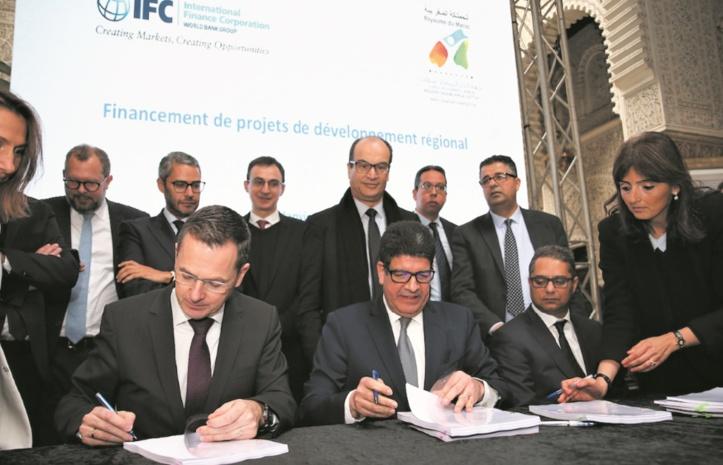 L'IFC octroie une enveloppe de 100 millions de dollars à la région de Casablanca-Settat