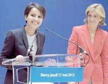 Najat Vallaud-Belkacem vue par notre confrère Libération-France : Palpitante