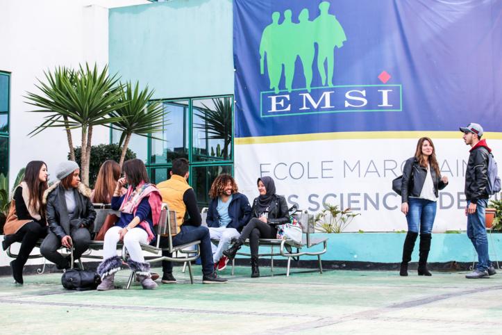 L'EMSI de Marrakech accueille  la Caravane nationale de l'emploi