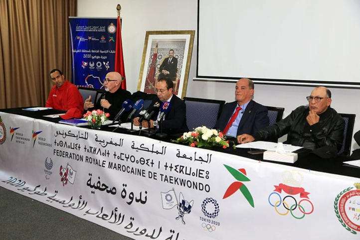 Driss El Hilali : Toutes les conditions sont réunies pour réussir les éliminatoires continentales de taekwondo pour les JO