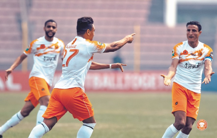 Coupe de la CAF : La RSB cartonne et le HUSA assure l'essentiel