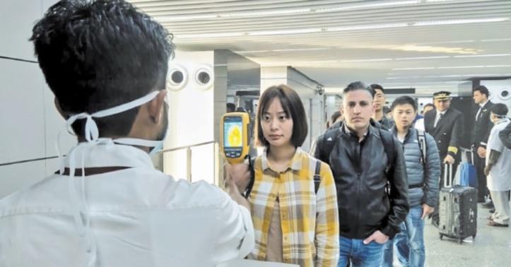 Le tourisme en Asie, victime collatérale du virus chinois