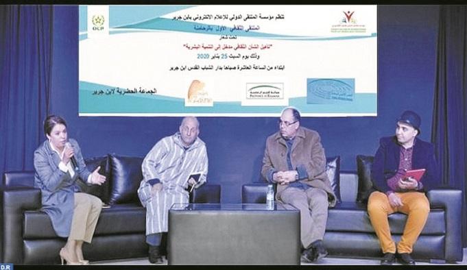 Plaidoyer pour la création d'un Conseil culturel dédié à la préservation de la mémoire locale de la province de Rhamna