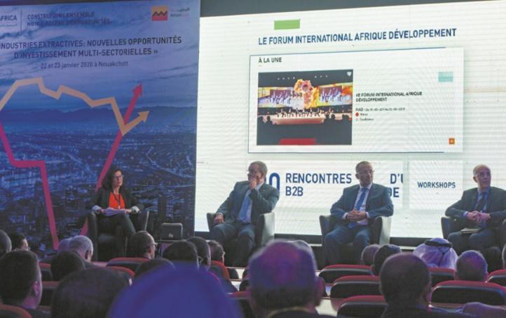 Le CAD sonde les nouvelles opportunités d'investissement en Mauritanie