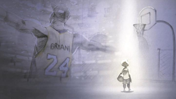 Dear Basketball, le court métrage qui avait valu un Oscar à la légende NBA