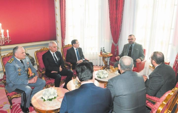 Instructions Royales pour le rapatriement des Marocains se trouvant à Wuhan