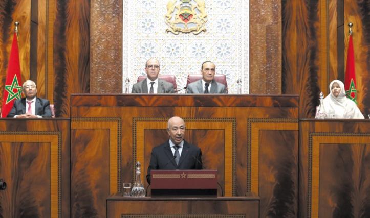 Les activités des juridictions financières au titre de 2018 exposées devant le Parlement