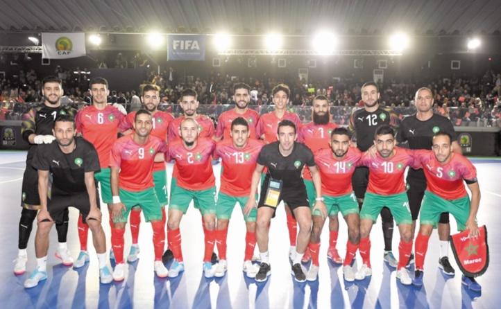 Bonne entame de l'EN à la CAN futsal à Laâyoune