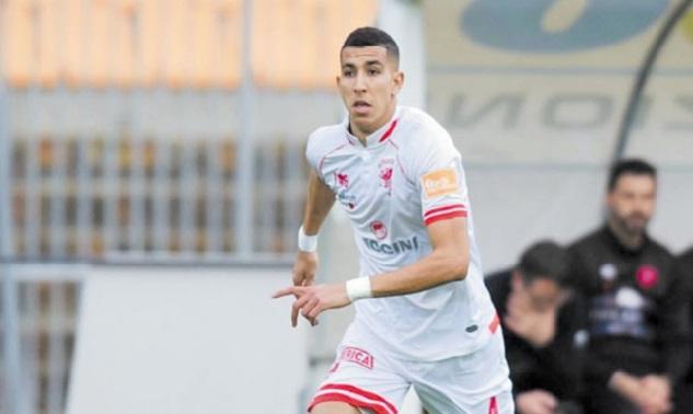 Transfert : El Yamiq prêté à Saragosse