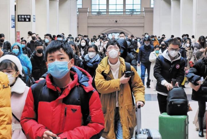 Des barrages sauvages se dressent contre le virus en Chine
