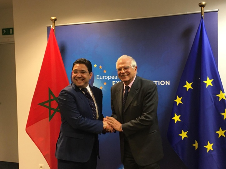 M. Borrell salue la stabilité du Maroc et ses réformes profondes sous la conduite de SM le Roi
