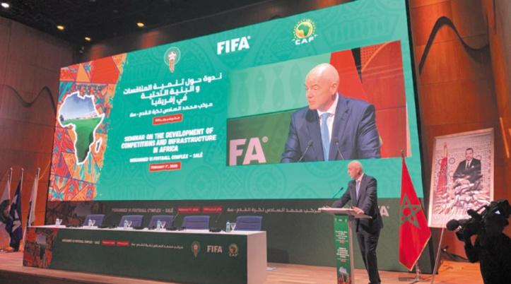 Le partenariat CAF-FIFA se poursuit en vue d'entamer les réformes nécessaires