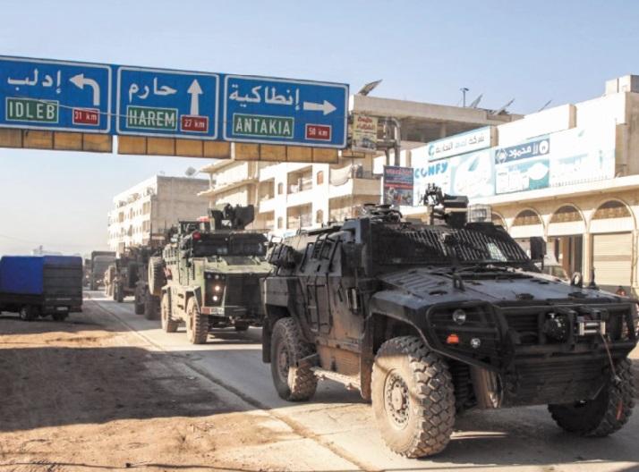 Des soldats du régime syrien tués dans une attaque de représailles turque