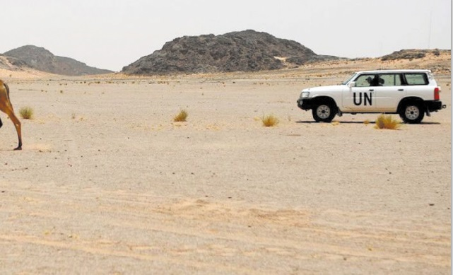Brahim Ghali éructe contre l'ONU