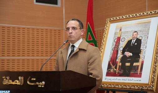 Rencontre à Tanger sur la contribution des professions juridiques au renforcement du système judiciaire
