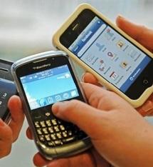 Baisse des ventes de mobile, mais explosion des smartphones