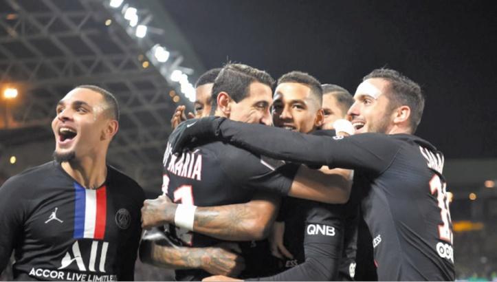 Ligue 1 : Paris au forceps sans Neymar