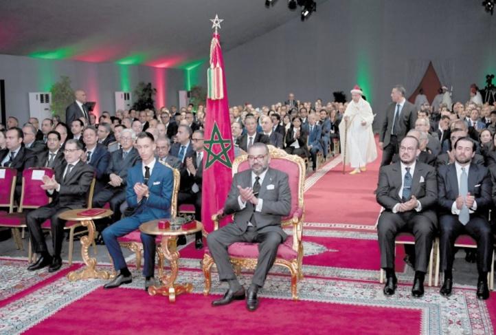 S.M le Roi lance le Programme de développement urbain d'Agadir
