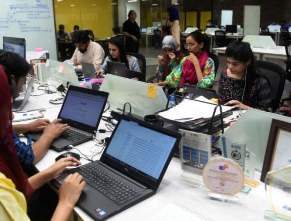 Le Pakistan, terre d'incubateurs dans une économie plombée