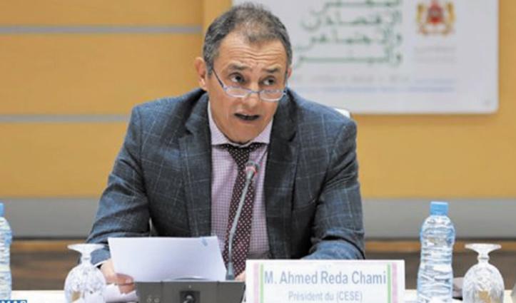 Ahmed Réda Chami : La question de la jeunesse est au cœur des réflexions du CESE