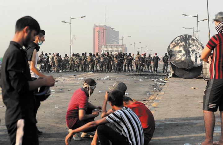 A Bagdad, la révolte s'est fracturée et les camarades sont devenus ennemis