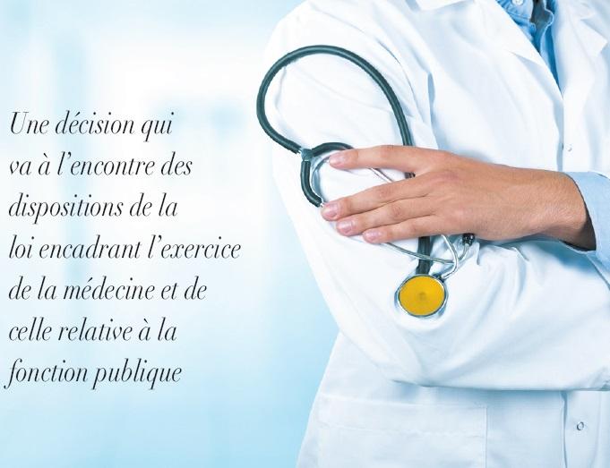 La Conférence de l'Ordre des médecins booste le TPA