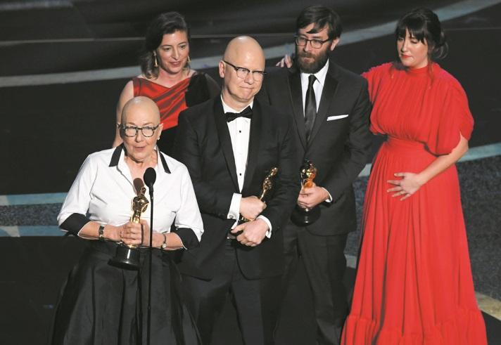"""""""American Factory"""", soutenu par les Obama, Oscar du meilleur documentaire"""