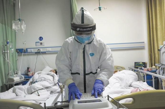 1000 morts à cause du Coronavirus, l'OMS redoute une propagation accrue hors de Chine