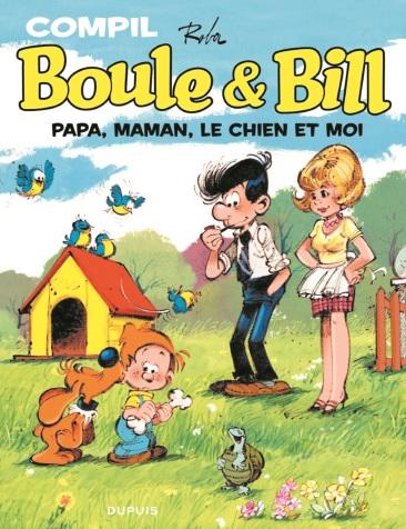 """La BD humoristique belge """"Boule et Bill"""" à l'honneur au SIEL"""