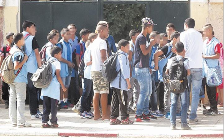 La violence en milieu scolaire refait surface