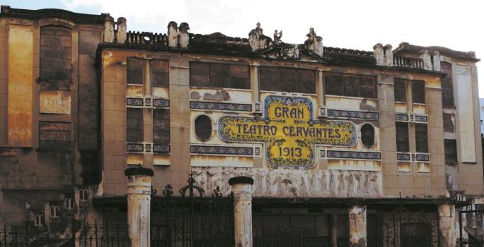 Le gouvernement espagnol adopte le don irrévocable du théâtre Cervantes de Tanger au Maroc