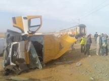 4 chérubins décédés et 16 autres blessés à Benguérir : Des passages à niveau assassins