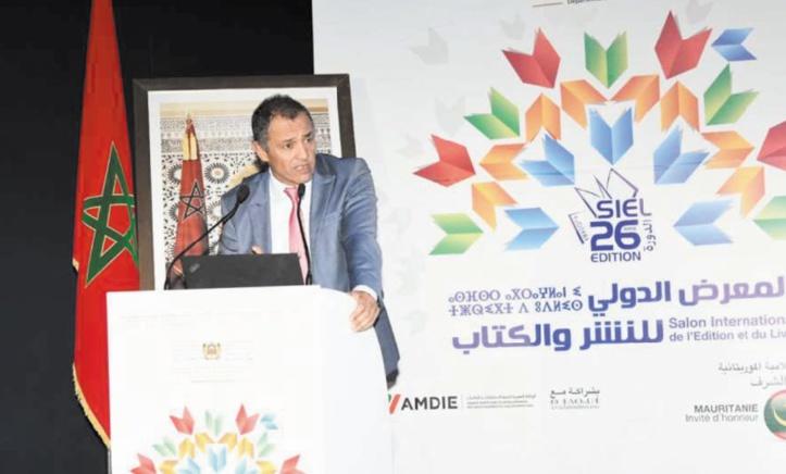Ahmed Réda Chami : Les collectivités territoriales doivent développer des programmes d'encouragement à la lecture