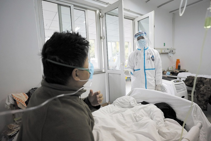 Le bilan mondial du Coronavirus approche les 1.700 morts