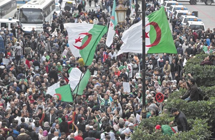 Il y a un an, une contestation inattendue submerge l'Algérie
