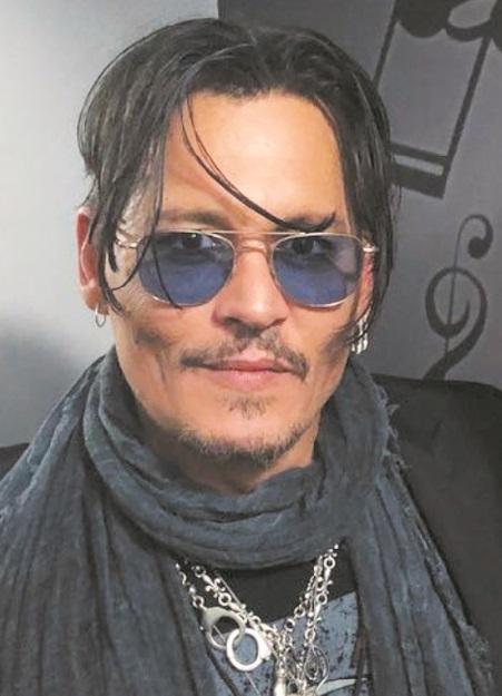 Les premiers jobs de stars : Johnny Depp