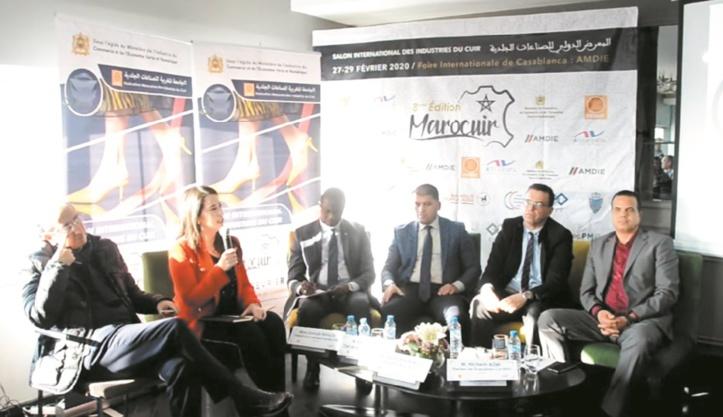 """La Côte d'Ivoire à l'honneur du """"Marocuir"""" 2020"""