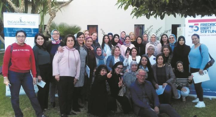 L'OSFI organise un atelier de formation sur les NTIC à Oujda