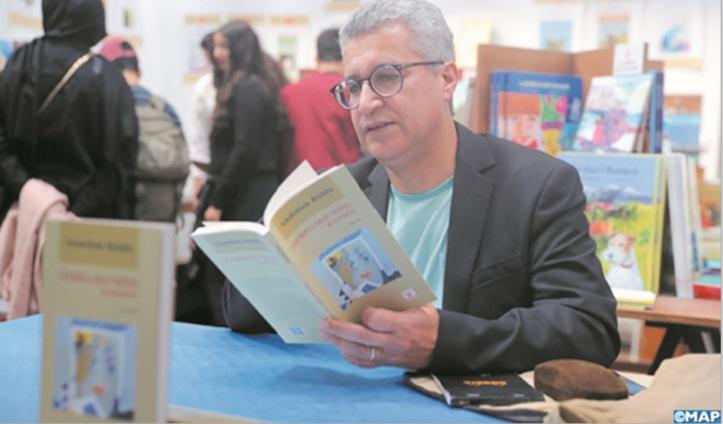 Abdallah Baida, un explorateur des mots