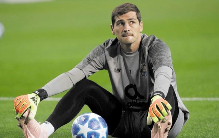 Casillas prend sa retraite sportive
