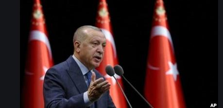 Erdogan menace la Syrie de déclencher rapidement une opération à Idleb