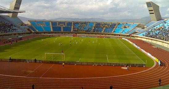 Une réunion à Rabat sur l'état d'avancement des travaux dans les stades de Fès