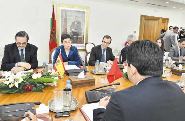 Arancha González Laya : Le Maroc a le droit de délimiter son espace maritime
