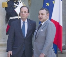 Hollande salue le processus de réforme démocratique initié par S.M le Roi
