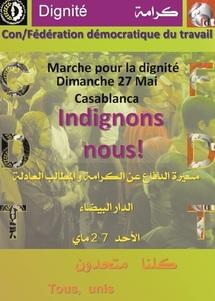 L'USFP appelle l'ensemble des citoyens à participer massivement à la Marche de la dignité